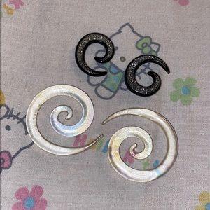 2 Gauge Spirals